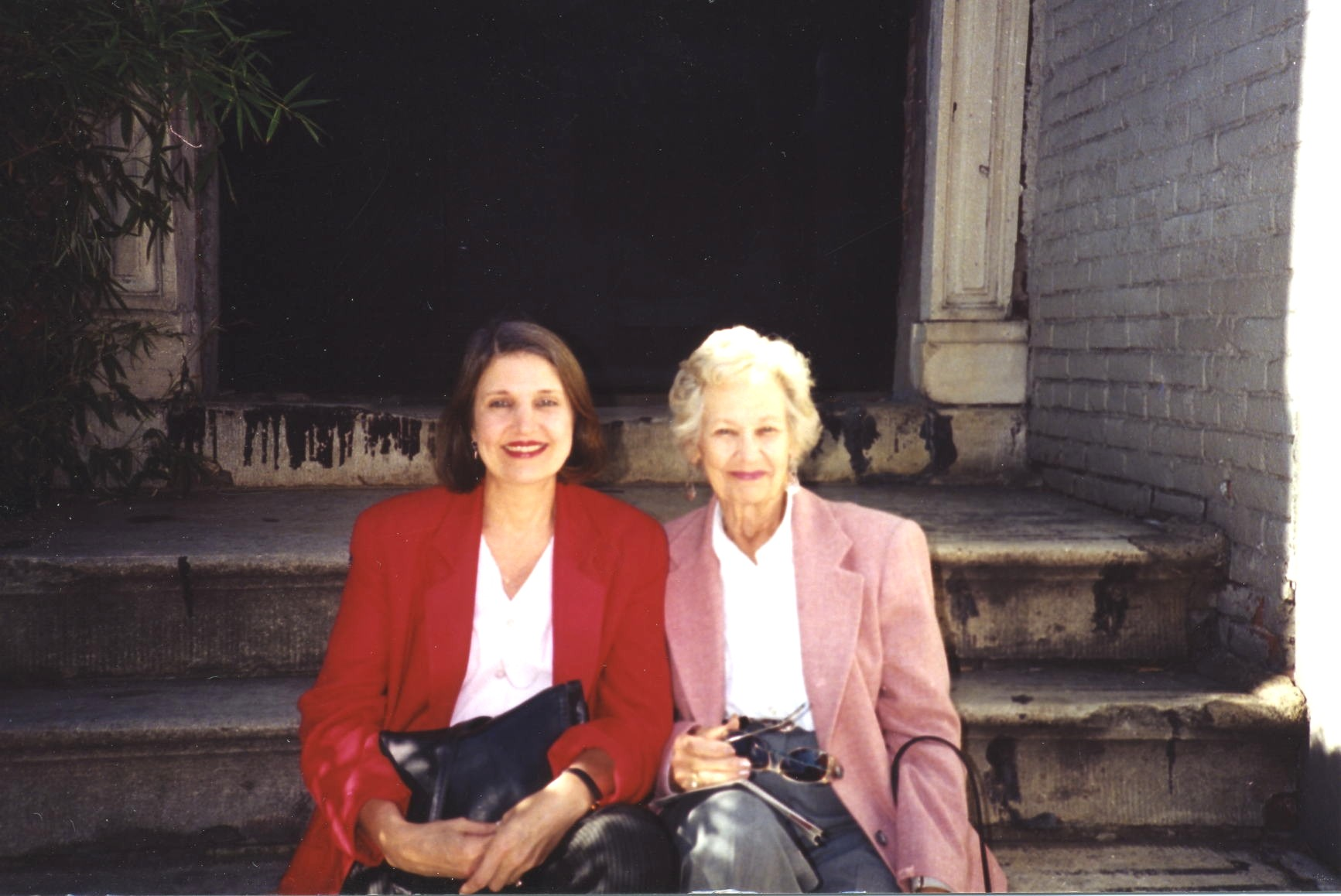 Lynette Abel and Alice Wright